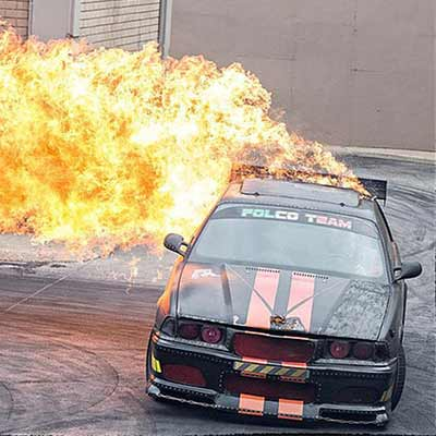 auto-incendiaria