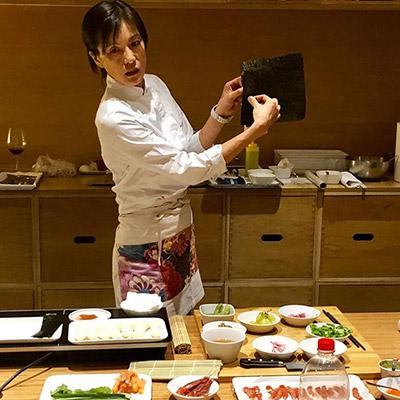 Chef Maki Fukuoka
