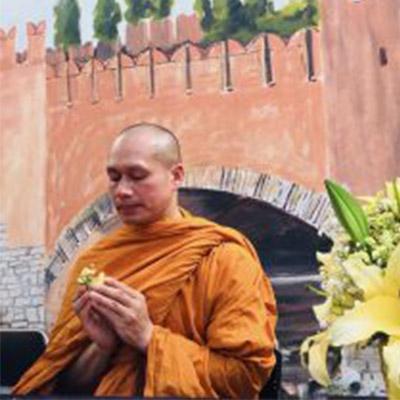 Phra Ajarn Waranyoo Prabpal