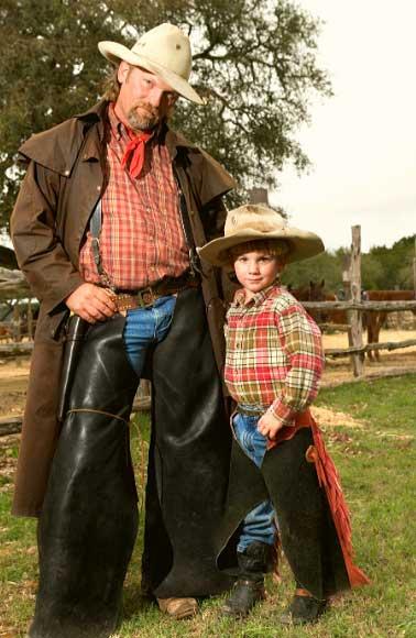 Cowboy-Homepage